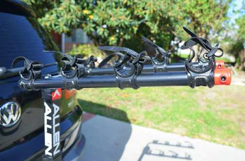 Allen Sports 4-Bike Hitch Racks