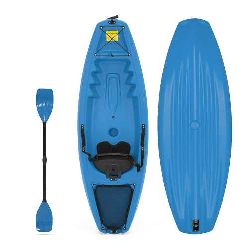Best Choice Products 6ft Kids Kayak