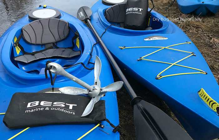 Elements Canoe and Kayak Anchor System