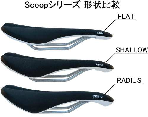 Fabric Scoop Elite Saddle