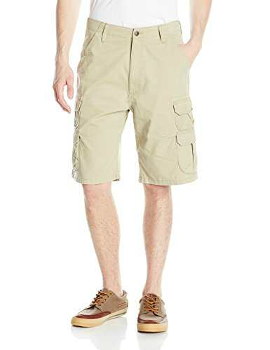 Wrangler Authentics Men's Canvas Utility Hiker Short