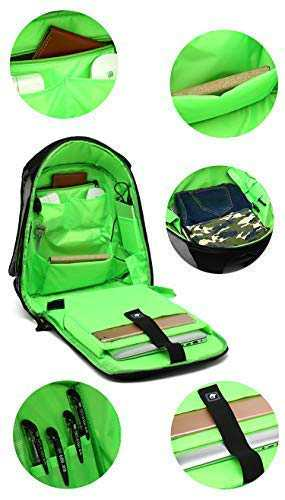 FARAZ Solar Backpack 2