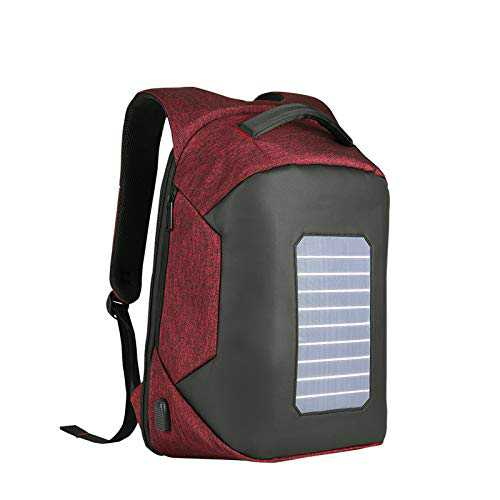 FARAZ Solar Backpack