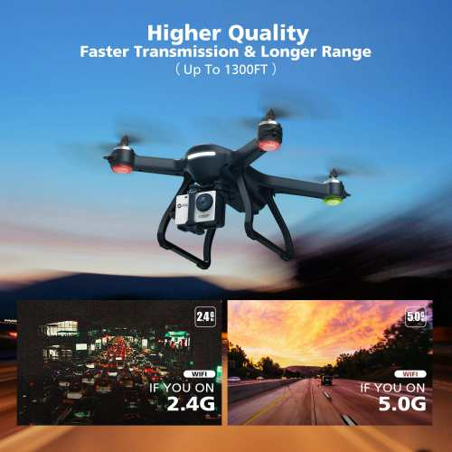 Holy Stone HS700 FPV Drone