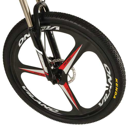 Vilano Mountain Bike wheel