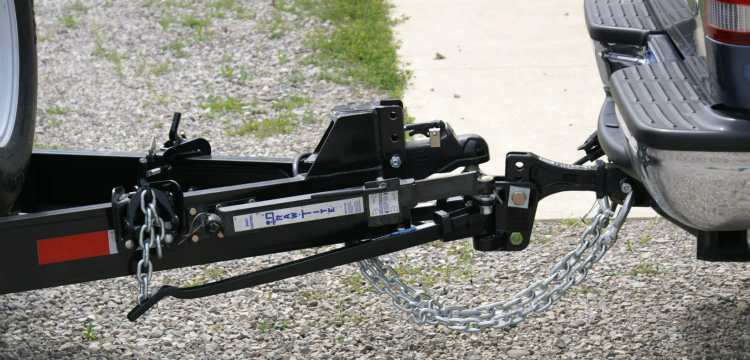 weight-distribution-hitch
