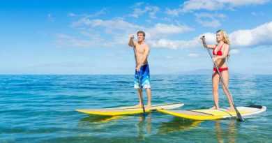 Best All-Around PaddleBoard
