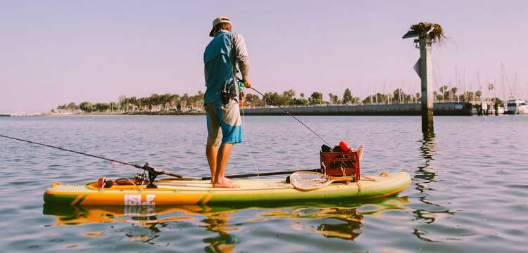 Best Fishing Paddle Boards