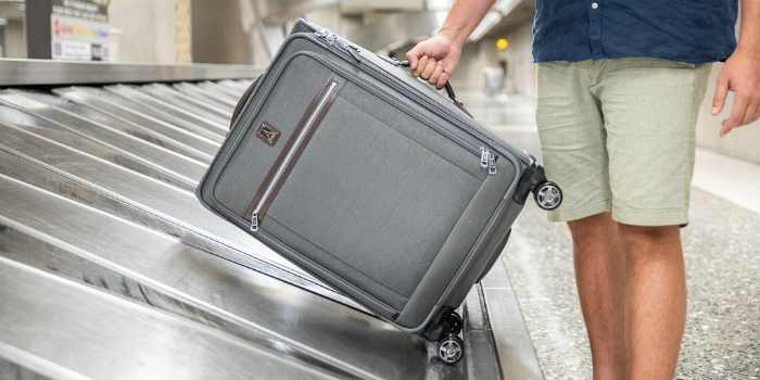 Best Spinner Luggages