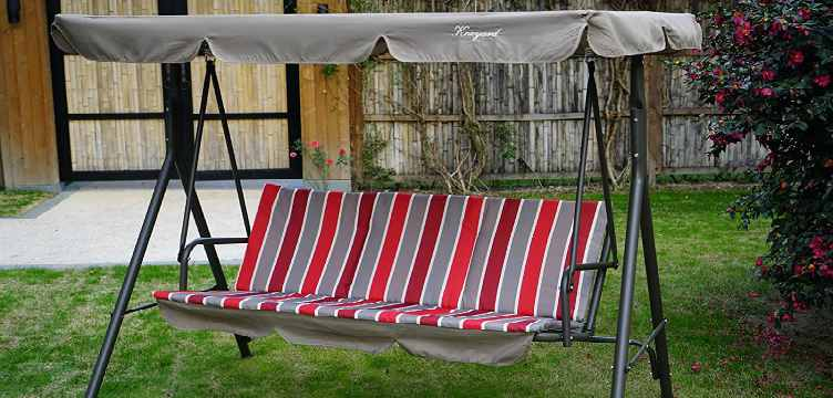 Outdoor Porch Swing Hammock
