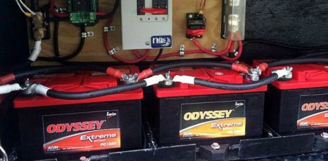 Best RV Deep Cycle Battery