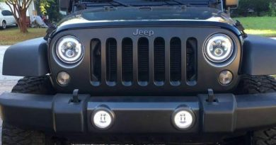 Best Jeep Wrangler LED Headlight