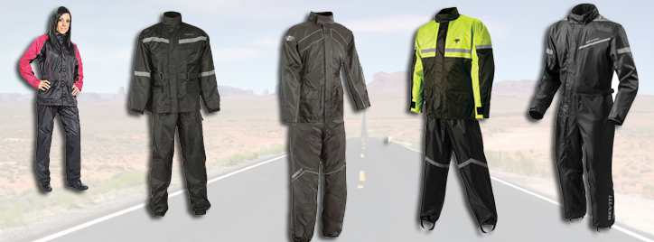 Best Motorcycle Rain Gear