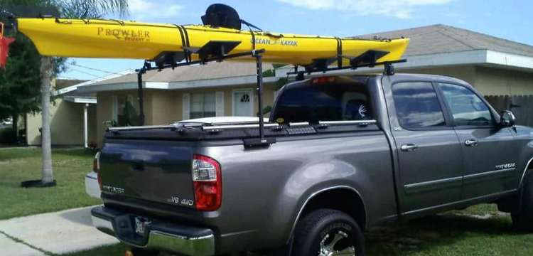 Best Truck Kayak Rack