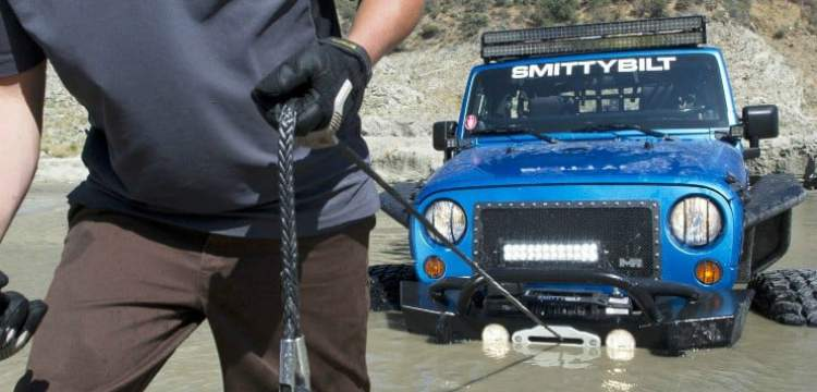Best Winches for Jeeps ATVs & Trucks