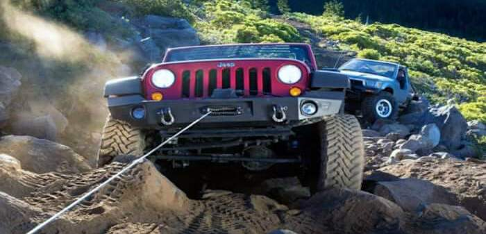 Best Winches for Jeeps, ATVs & Trucks