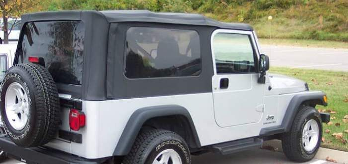 Best Soft Top for Jeep