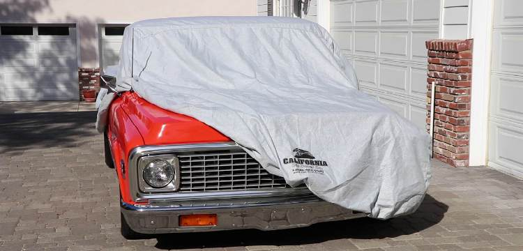 Custom Fit Car Cover